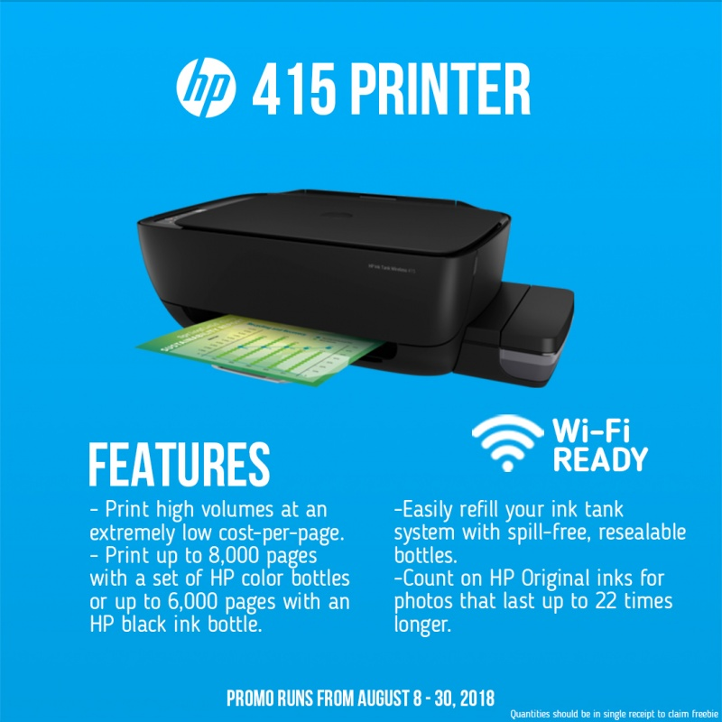 HP 415 Ink Tank - CISS Solutions